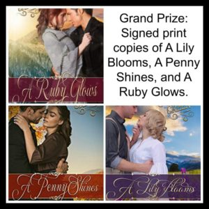 A Ruby Glows Blog Tour GIveaway