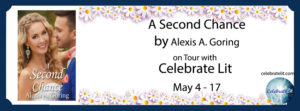 Celebrate Lit Blog Tour - A Second Chance