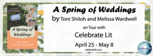 Celebrate Lit Blog Tour - A Spring of Weddings!