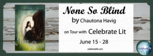 Chautona Havig's newest release on tour with Celebrate Lit!