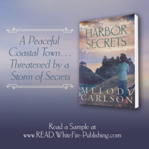Harbor Secrets set in 1916 Oregon on tour with Celebrate Lit and featured on CarpeDiem.fyi