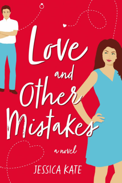 Love and Other Mistakes on tour with Celebrate Lit and featured on CarpeDiem.fyi