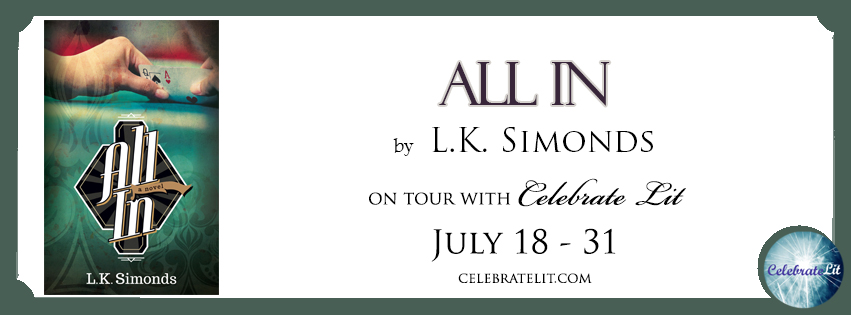 All In, on tour with Celebrate Lit and featured on CarpeDiem.fyi