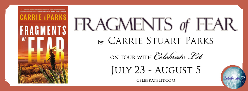 Fragments of Fear on tour with Celebrate Lit and featured on CarpeDiem.fyi