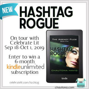 GiveAway for Chautona Havig, author of Hashtag Rogue on tour with Celebrate LIt and featured on CarpeDiem.fyi