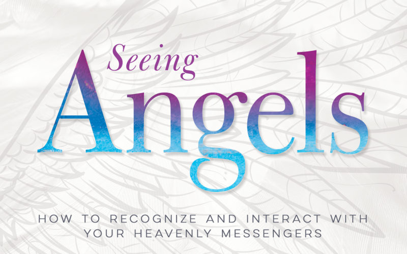 SEEING ANGELS ~ Review & GiveAway!