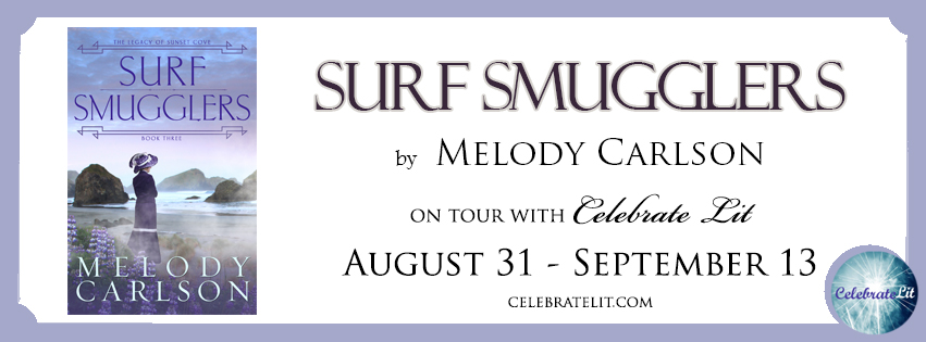 Surf Smugglers on tour with Celebrate Lit and featured on CarpeDiem.fyi