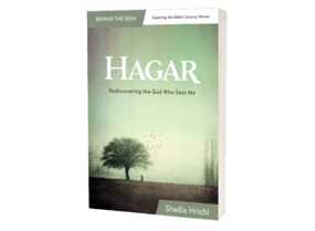Hagar-Rediscovering the God Who Sees Me on tour with Celebrate Lit and featured on CarpeDiem.fyi