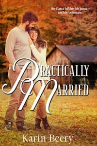 Giveaway for Karin Beery, author of Practically Married on tour with Celebrate Lit and featured on CarpeDiem.fyi