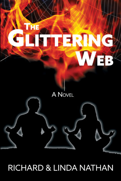 The Glittering Web on tour with Celebrate Lit and reviewed on CarpeDiem.fyi