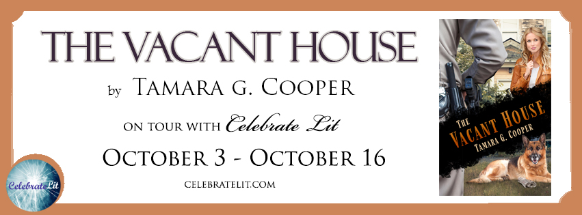The Vacant House on tour with Celebrate Lit and featured on CarpeDIem.fyi