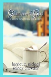 Glimpses of God, a winter devotional, on tour with Celebrate Lit and featured on CarpeDiem.fyi