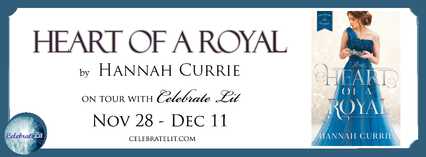 Heart of a Royal on tour with Celebrate Lit and featured on CarpeDiem.fyi