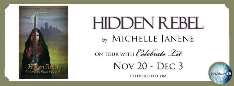 Hidden Rebel on tour with Celebrate Lit and featured on CarpeDiem.fyi