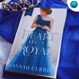 Heart of a Royal features characters and a setting sure to enchant on tour with Celebrate Lit!