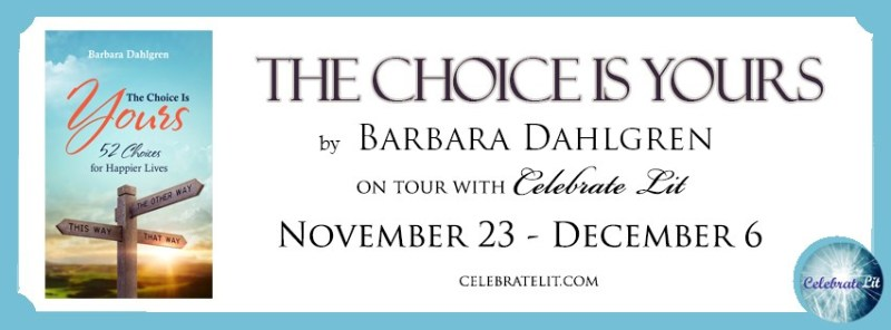 The Choice is Yours on tour with Celebrate Lit and featured on CarpeDiem.fyi