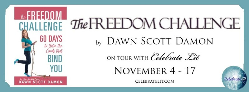 The Freedom Challenge on tour with Celebrate Lit and featured on CarpeDiem.fyi