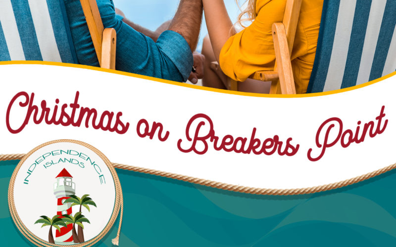 CHRISTMAS ON BREAKERS POINT ~ Review & GiveAway!