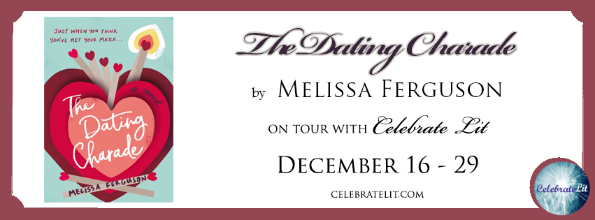 The Dating Charade on tour with Celebrate Lit and featured on CarpeDIem.fyi