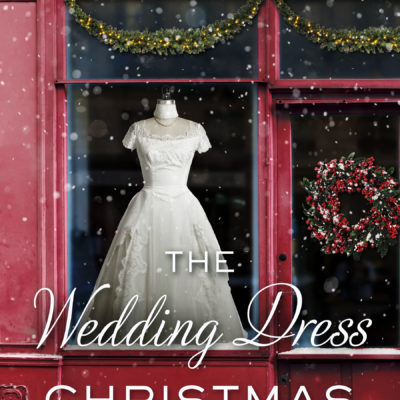 The Wedding Dress Christmas on tour with Celebrate Lit and featured on CarpeDiem.fyi