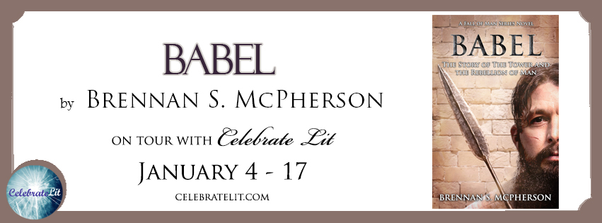 Babel, on tour with Celebrate Lit and featured on CarpeDiem.fyi