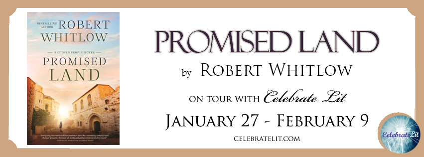 Promised Land on tour with Celebrate Lit and featured on CarpeDiem.fyi