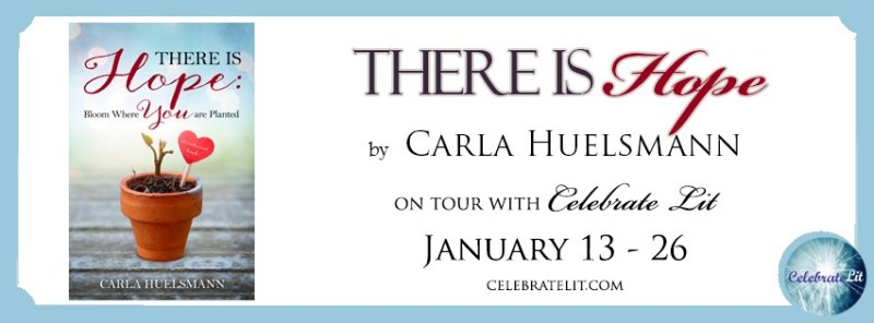 There is Hope on tour with Celebrate Lit and featured on CarpeDiem.fyi