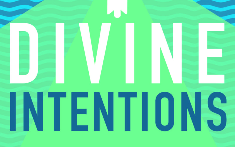 DIVINE INTENTIONS ~ Review & GiveAway!