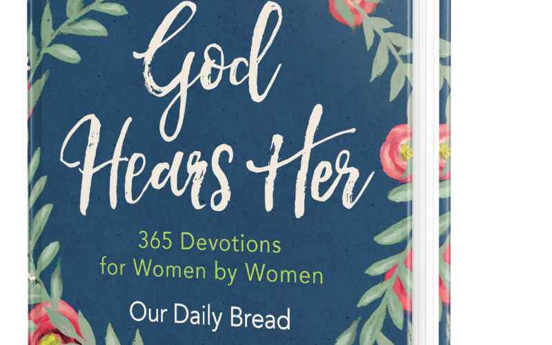 GOD HEARS HER ~ Review & GiveAway!