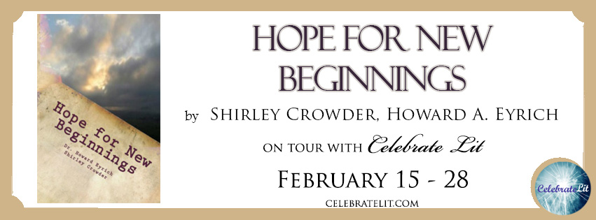 Hope for New Beginnings on tour with Celebrate Lit and featured on Carpediem.fyi