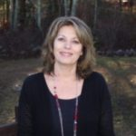 Sue Borrows LaRue, author of Good Grief on tour with Celebrate Lit and featured on CarpeDiem.fyi