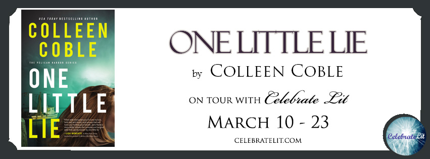One Little Lie on tour with Celebrate Lit and featured on CarpeDiem.fyi