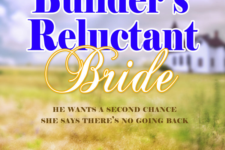 THE BUILDER'S RELUCTANT BRIDE ~ Review & GiveAway!