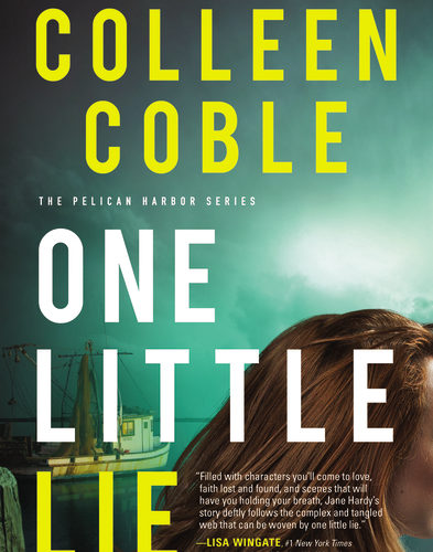 ONE LITTLE LIE ~ Review and Blog Tour!