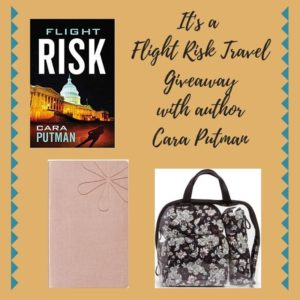 Giveaway for Cara Putman, author of Flight Risk on tour with Celebrate Lit and featured on CarpeDiem.fyi