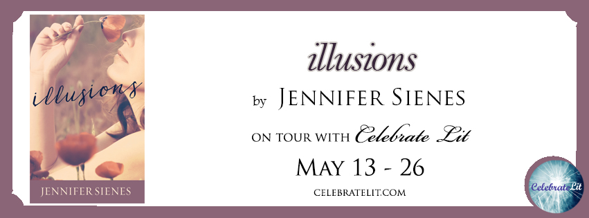 Illusions on tour with Celebrate Lit and featured on CarpeDiem.fyi