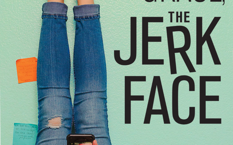 VICTORIA GRACE, THE JERKFACE ~ Review & GiveAway!