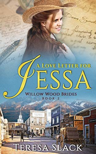 A LOVE LETTER FOR JESSA ~ Review & Promo!