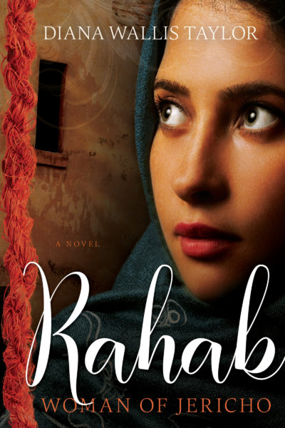 Rahab, Woman of Jericho, on tour with Celebrate Lit and featured on CarpeDiem.fyi