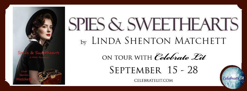 Spies & Sweethearts on tour with Celebrate Lit and featured on CarpeDiem.fyi