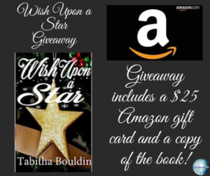 Giveaway for Tabitha Bouldin, author of Wish Upon a Star on tour with Celebrate Lit and featured on CarpeDiem.fyi