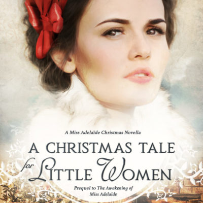 A Christmas Tale for Little Women on tour with Celebrate Lit and featured on CarpeDiem.fyi