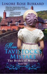 MISS TAVISTOCK'S MISTAKE ~ Review & GiveAway