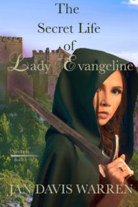 The Secret Life of Lady Evangeline on tour with Celebrate Lit and featured on CarpeDiem.fyi