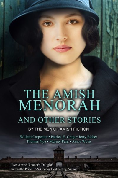 The Amish Menorah on tour with Celebrate Lit and featured on CarpeDiem.fyi