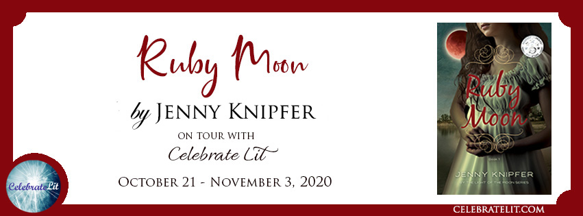 Ruby Moon on tour with Celebrate Lit and featured on CarpeDiem.fyi