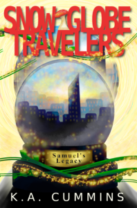 Snow Globe Travelers on tour with Celebrate Lit and featured on CarpeDiem.fyi