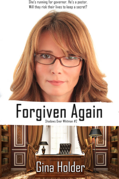 Forgiven Again on tour with Celebrate Lit and featured on CarpeDiem.fyi