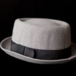 Pork Pie hat as featured in Our Town Atheist on tour with Celebrate Lit and featured on CarpeDiem.fyi