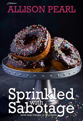 SPRINKLED WITH SABOTAGE ~ Review & GiveAway!